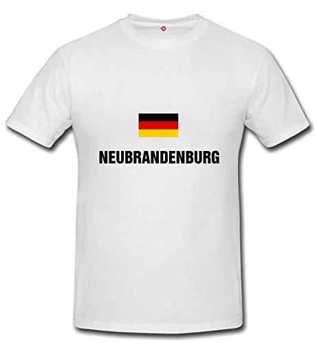 T-shirt Neubrandenburg White