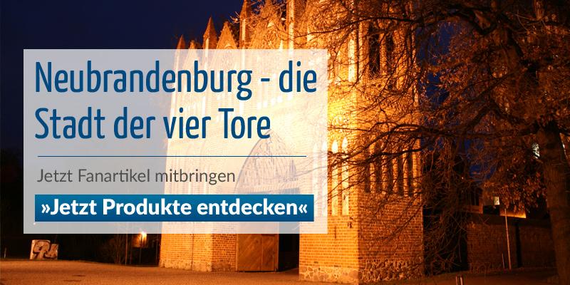 Web-Neubrandenburg.de - Fanartikel, Bücher, Stadtplan Neubrandenburg